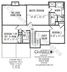 House Plans Traditional Chandler House Plan House Plans By Garrell Associates Inc