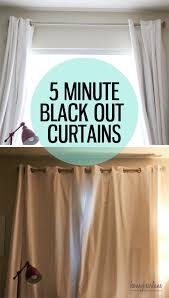 How To Attach Blackout Lining To Curtains Coffee Tables Turn Blinds Into Blackout Fusible Blackout Lining