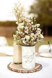 52 cute and simple backyard wedding centerpieces happywedd com