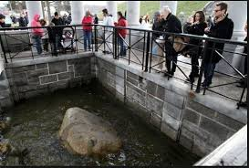 3 answers why is plymouth rock historically important what