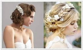 Braut Hochsteckfrisurenen Kurze Haare by 28 Brautfrisuren Kurze Haare Brautfrisur Kurze Haare Mit