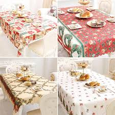 themed table cloth cheap tablecloth rectangular buy quality table cover directly