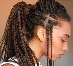 afro plaits braided rasta hairstyles fresh afro braid bob hairstyle can t wait