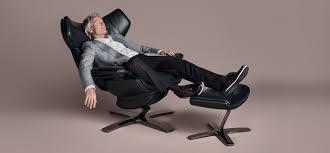 Natuzzi Leather Recliner Chair Re Vive Natuzzi Italia