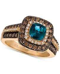 blue london rings images Le vian chocolatier london blue topaz 1 ct t w and diamond 3 tif