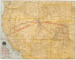 Map Of Denver Colorado 1911 Map Of The Denver U0026 Rio Grande System And The Western Pacific