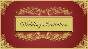how to design invitation card in photoshop how to design wedding invitation card front page in photoshop in