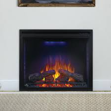 Built In Fireplace Gas by Napoleon Ascent 33 Inch Built In Electric Fireplace Nefb33h