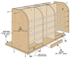 Wood Storage Rack Woodworking Plans by 12 Best Lumber Storage Images On Pinterest Lumber Storage