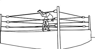 clipart pro wrestling bodyslam