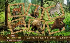 3d hunting jungle animals android apps on google play