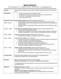 Employment History On Resume Examples Of Chronological Resumes Resume Example And Free Resume