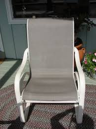 Replacing Fabric On Patio Chairs Patio Furniture Replacement Slings In Using Our Cypress