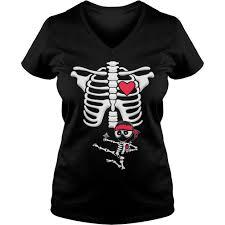 Skeleton Halloween by Maternity Baby Ninja Skeleton Halloween Shirt Hoodie Sweater