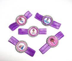 doc mcstuffins party doc mcstuffins party favors purple party favors stretch bracele