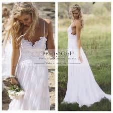 buy wedding dresses white bohemian wedding dress aliexpress buy 2015 fashion white