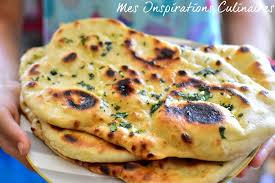 cuisine indienne naan cheese naan indien au fromage le cuisine de samar