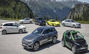 mercedes electric car mercedes may separate electric vehicles into their own brand