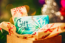 best gift cards to give for the holidays 2016
