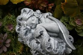 statues for garden resin garden sculptures pixie sculpture
