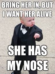 Mob Baby Meme - 18 funniest baby godfather memes on the internet socawlege
