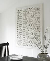 mdf decorative panel for partition walls wallmounted perforated