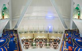 Burj Al Arab Floor Plans Burj Al Arab Seven Stars Global Hospitality Awards Follow Our