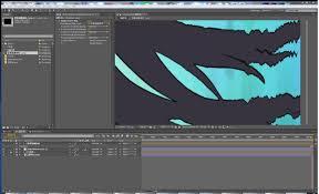 Displacement Map After Effects 心得 動畫 動畫裡流背效果的作法 畫技交流區哈啦板 巴哈姆特