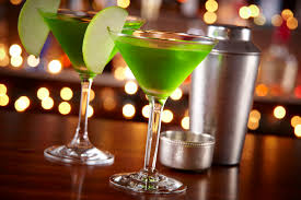 how to make green cocktails for any occasion