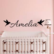 Name Wall Decals For Nursery by Popular Wall Decals Buy Cheap Wall Decals Lots From