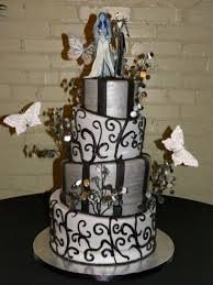 Halloween Wedding Cake by Halloween Wedding Cakes Gallery Picture Cake Design And Cookies
