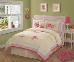 Cute Bedroom Sets For Girls Brilliant Yellow Bedding Sets For Girls Regarding House Design Ideas