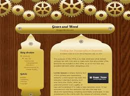 templates blogger themes gears of wood blogger template blogger themes and blogger templates