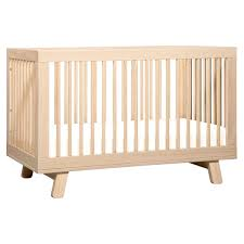 Convertible Crib Reviews Babyletto Hudson 3 In 1 Convertible Crib With Toddler Rail Shippg