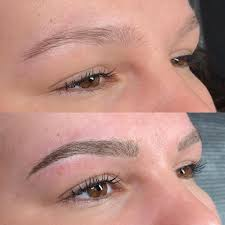 Semi Permanent Tattoo Eyebrows Mini Penny Microblading By Micro Penny Cosmetic Tattoo