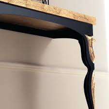 wall mounted console table wall mounted console custom built wall mounted console table
