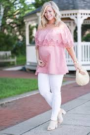 trendy maternity clothes bumpdate 27 weeks trendy maternity wear with ingrid and