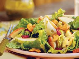 apple pear salad with lemon poppy seed dressing recipe myrecipes