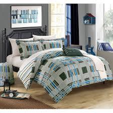 aqua bedding