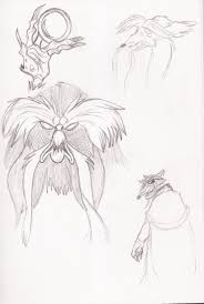 sketches the secret of nimh by vearas on deviantart