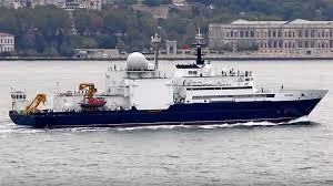 Undersea Cables How Russia Targets by Russia Scooped Up Wrecks Of Its Crashed Naval Fighters Off The