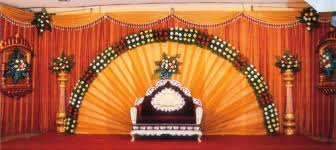 marriage planner madurai decorators stage decoration stage decorators exporter