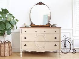 Antique Dresser Vanity Shabby Chic Antique Dresser Vanity Dresser With Mirror No249