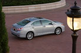 toyota lexus sedan remember the lexus hs 250h it u0027s being recalled along with the