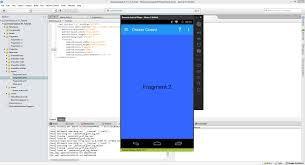 xamarin activity layout xamarin android tutorial 56 adding multiple fragments to a