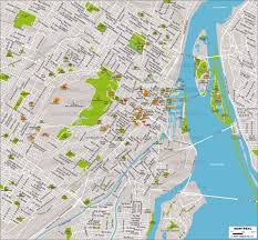 Orlando Tourist Map Pdf by Maps Update 1200875 Montreal Tourist Attractions Map U2013 14