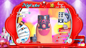 3d nail art games for girls android apps on google play