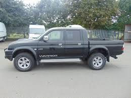 used black mitsubishi l200 for sale warwickshire