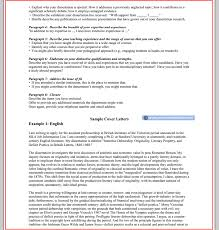 cover letter study abroad effective cover letter