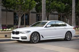 2017 bmw 5 series first drive review autotrader